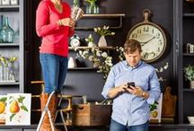 Fixer Upper / Chip & Joanna