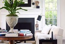 Living Room / by Martha Fetzer