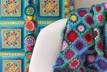 A hooky idea / Crochet inspiration / by Susan Nikora