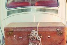 OLDEN-luggage / by Cyndi Joy