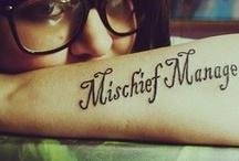 Tattoos / by Darcy Hinrichs