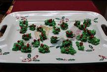 Christmas Ideas / Food/Craft/Decor
