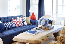 home LivingDiningRoom / dining & living room inspirations... sunrooms... / by Pixel Musings