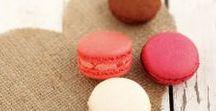 Macaron / Makaron sevenler için...