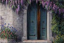 ℌσɱҽ... / About my home and decoration... Love to decorate with colors just like they are