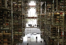 José Vasconcelos Library / http://bibliotecavasconcelos.gob.mx/ / by Museum Planning, LLC