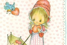 BETSEY CLARK & RUTH MOREHEAD & OTHER CUTE ART / by Donna Grodis