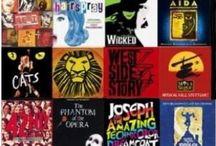 Broadway Musicals / by Kylena Branan