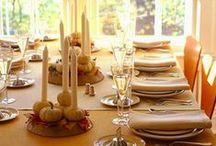 La tavola dell'autunno