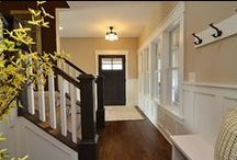 Entryways and Hallways / by Christina Worley