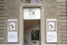 """Museo MoDo / Visited Saturday September 23, 2012, 40 pesos admission, 20 pesos students, """"El Modo de Vivir la Muerte"""" exhibition, http://elmodo.mx/,"""