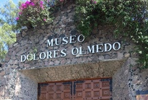 """Museo Dolores Olmedo / Visited October 14, 2012, 16th century hacienda, home of Frida Kahlo's """"The Broken Column"""" painting, nice photography exhibition """"Frida y Diego"""", No photography inside museum, very close to Xochimilco for canal rides,  http://www.museodoloresolmedo.org.mx/, http://www.frommers.com/destinations/mexicocity/A24340.html, http://en.wikipedia.org/wiki/Museo_Dolores_Olmedo"""