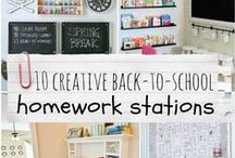 Organized Back To School