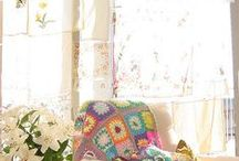 A bit of shabby, vintage, country / by Susan Nikora