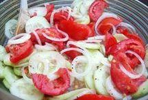 Salads  / by Shelli Brocious