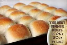 Breads/Rolls / by Shelli Brocious