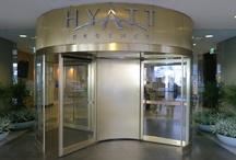 Hyatt Regency San Francisco / Lobby Installation, Hyatt Regency San Francisco, 5 Embarcadero Center, San Francisco, California, USA 94111 http://sanfranciscoregency.hyatt.com/hyatt/hotels-sanfranciscoregency/
