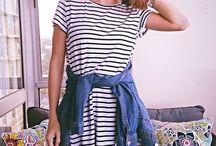 Closet update / garments of my wardrobe that need updating / by Lauren Jones