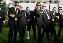 Hawaii Wedding Bridal Party / You're getting married in Hawaii. You're going to have a bridal party, yes? Here are some of of favorite images from those