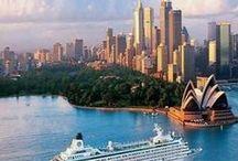 New Zealand & Australia / by Kate Meurer