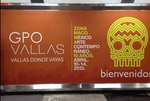 2013 Zona Maco / Visited April 11, 2013, Centro Banamex, 35,000 visitors, http://zonamaco.com/