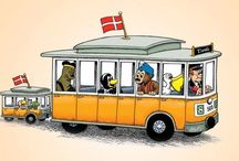Danish Childrens Cartoons / by Christian Sommer