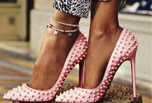 Shoes / They adorn the feat  / by Ana Filigrana