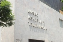 Museo Memoria y Tolerancia / Visited May 29, 2013.  $65 pesos general admission, $49 pesos students, $15 additional for audio guide in Spanish, $70 pesos audio guide in English, website: http://www.memoriaytolerancia.org/, twitter: https://twitter.com/museomyt