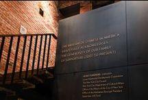 instalações museus exposições