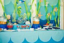 Kids party ideas / by Judith Ledezma