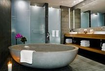 home BathroomPowderRooms / bathroom and powder room ideas... / by Pixel Musings