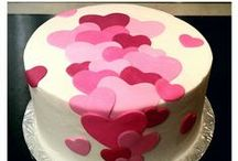 Valentine's crafts and foods / by Shelli Brocious