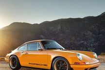 911 / 356 / Mainly classic 911 and 356... and also 917!!
