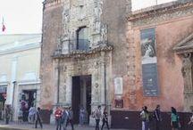 Museo Casa Montejo / Visited September 18, 2013, free admission, website: http://www.casasdeculturabanamex.com/museocasamontejo/, twitter: @CCulturaBanamex