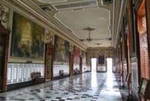 Palacio de Gobierno / Visited September 18, 2013, admission free, website: http://www.merida.gob.mx/cultura/contenido/historia/palaciogobierno.htm, website: http://www.yucatan.gob.mx/menu/?id=palacio_gobierno, twitter: @MeridaesCultura