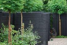 Garden - Gardd / Outside spaces