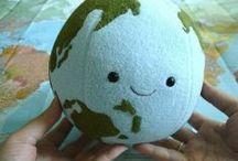 La vuelta al mundo mundial / Mapas, mapas y más mapas