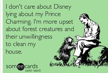 Disney Funnies / by Kylena Branan