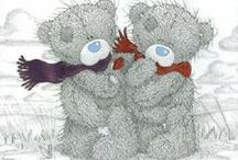 Tattered Teddies / by Shelli Brocious