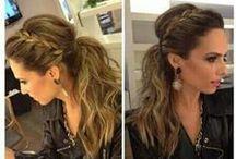 Hair Styles / by Kylena Branan