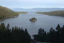 Emerald Bay State Park - Lookout  / Visited on November 3, 2013, admission: free, website: http://www.parks.ca.gov/?page_id=506