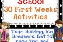 Teaching Ideas-Beginning of the Year-BOY-Student Activities / by Christina Worley