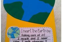 Teaching Ideas-April-Earth Day-April Showers / by Christina Worley