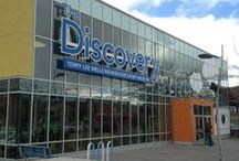 The Discovery (Reno) / Visited March 1, 2014, Reno, CA.  Admission $8, Website:  http://www.nvdm.org/, Facebook: https://www.facebook.com/NevadaDiscoveryMuseum, Twitter: https://twitter.com/nevadamuseum