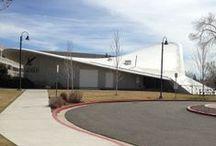 Fleischmann Planetarium & Science Center / Visited March 8, 2014, exhibits: Free, Planetarium:  $7, website: http://planetarium.unr.nevada.edu/,  twitter: @UNRplanetarium