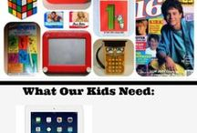 I LOVE THE 80s -- 1980s Remember When? / Stuff for Nostalgic Gen Xers and the MTV generation ... (toys, games, Barbies, trends, style, fashion, hair, crafts, makeup, what were we thinking???)