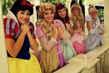 Disney Princesses / by Kylena Branan