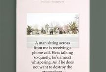 Magazine / Editorial