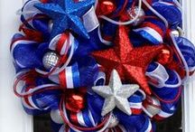 Memorial Day / 4th July / by Shelli Brocious