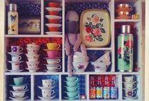 Cups & Mugs Display Inspiration